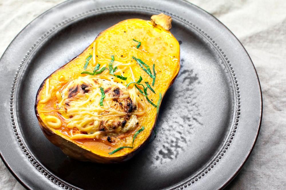 parmesan butternut squash